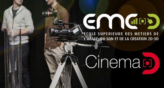 métiers du cinéma paris