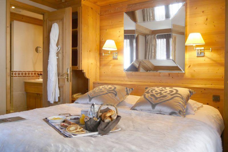 Le Tsanteleina hotel 4 étoiles à Val d'Isère