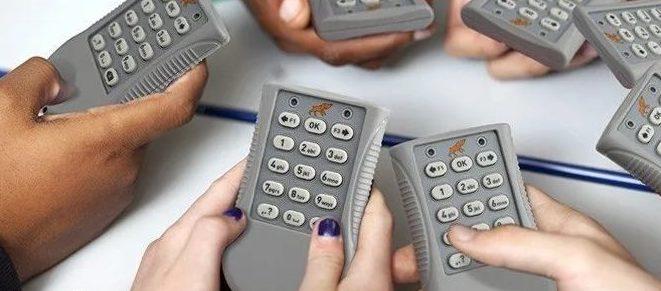 boitiers de vote sans fil