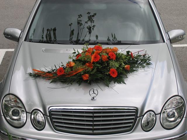 Location de limousine avec chauffeur pour son mariage