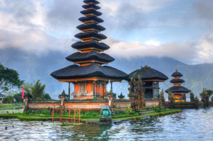 Guide de voyagepour Bali