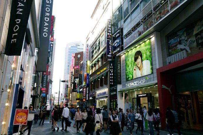 Séjour en Corée du Sud : où faire son shopping à Séoul ?